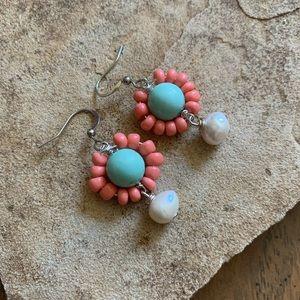 Artisan handcrafted earrings